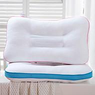 preiswerte Kopfkissen-Gemütlich - Gehobene Qualität Viskoelastisches Kissen Taille schützen Polyester Schaumstoff Dehnbar Bequem