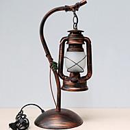 billige -Rustikk/ Hytte Dekorativ Bordlampe Til Metall 220-240V