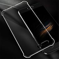 billiga Mobil cases & Skärmskydd-fodral Till Huawei Honor 9 Stötsäker / Genomskinlig Skal Enfärgad Mjukt Silikon för Honor 9