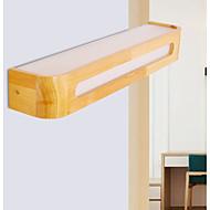 preiswerte Bilderleuchten-Traditionell-Klassisch Wandleuchte mit Bildern Für Schlafzimmer Studierzimmer/Büro Holz/Bambus Wandleuchte 220-240V 40W