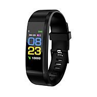 hesapli -Akıllı Bilezik KL115 Kalp Ritmi Monitörü / Adım Sayaçları / Mesaj Hatırlatıcı Pedometre / Fitness Takip Edici / Aktivite Takipçisi