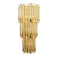 billige Vegglamper-Mini Stil Enkel Moderne / Nutidig Bilde Veglys Til Stue Entré Aluminum Vegglampe 110-120V 220-240V 4W