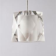 billiga Belysning-QIHengZhaoMing Geometriskt Hängande lampor Glödande - Kristall, 110-120V / 220-240V, Varmt vit, Glödlampa inkluderad / G4