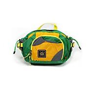 billige Rygsække og tasker-2L Sportstaske Rygsæk pakker Bæltetasker for Vandring Fiskeri Udendørs Træning Camping Løb Sportstaske Hurtigtørrende Vandring Løbetaske