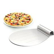 billige Bakeredskap-Bakeware verktøy Rustfritt Stål Varmebestandig Brød / Pizza / Til Kake Brett 1pc