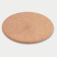 billige Bordduker-Moderne Plast Rund Bordskånere Ensfarget Borddekorasjoner