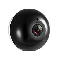 billige Innendørs IP Nettverkskameraer-sricam® 960p ip kamera 360 graders mini wifi trådløs 1.3mp nettverk hjemme sikkerhet ir panorama kamera