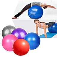 tanie Sprzęt i akcesoria fitness-95 cm Piłka do ćwiczeń / Piłka do jogi Profesjonalny, Przeciwwybuchowych, Grube PVC Wsparcie 500 kg Z Trening równowagi Dla Joga / Pilates / Fitness