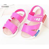 baratos Sapatos de Menina-Para Meninos / Para Meninas Sapatos PVC Verão Conforto / Primeiros Passos Sandálias para Fúcsia / Rosa claro / Azul Real