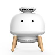 baratos Renovando-mosquito inteligente rastreador repeller rastreador fã luz noturna (sensor) sono de qualidade de baixo ruído