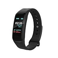 tanie Inteligentne zegarki-Inteligentne Bransoletka Łatwe ubieranie Krokomierz Rejestrator snu Bluetooth4.1 Android7.1.1 Android 5.1 Android 5.0 iOS 7 Nie Slot