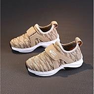 baratos Sapatos de Menino-Para Meninos / Para Meninas Sapatos Tule Primavera Conforto Tênis para Crianças Preto / Bege / Vermelho