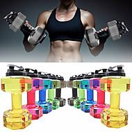 """levne Zařízení a příslušenství na fitness-konvice / Činky / Láhve na pitnou vodu 1 pcs Fitness / Posilovna Přizpůsobeno / 2,2L / kreativita Plast / BPA zdarma 28 cm (11"""")"""