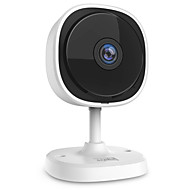 billige Innendørs IP Nettverkskameraer-SANNCE I41HD 2mp IP Camera Innendørs with Zoom 128GB