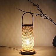 billige Lamper-Rustikk / Hytte Dekorativ Bordlampe Til Tre / Bambus 220-240V Tre
