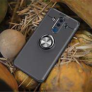 billiga Mobil cases & Skärmskydd-fodral Till Huawei Mate 10 Mate 10 pro med stativ Skal Enfärgad Mjukt TPU för Mate 10 pro Mate 10 Mate 9 Pro