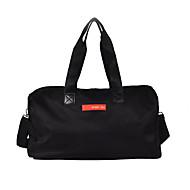 お買い得  ショルダーバッグ-女性用 / 男女兼用 バッグ オックスフォード ショルダーバッグ ジッパー ブラック / ワイン