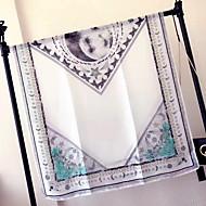 tanie Ręcznik plażowy-Najwyższa jakość Ręcznik plażowy, Kwiaty / Geometryczny Rayon / Poliester 1 pcs