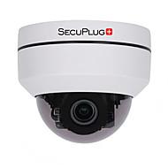 billige Utendørs IP Nettverkskameraer-hd 1080p ptz utendørs poesikkerhet ip dome kamera med 3x optisk zoom pan / tilt / 3x motorisert zoom dome stil for celling installasjon
