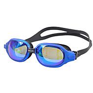 billiga Swim Goggles-Simglasögon Anti-Dimma / Vattentät / Bärbar Acetat Polykarbonat Röd / Rosa / Svart Annat
