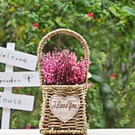 billige Kunstig Blomst-Kunstige blomster 1 Afdeling Rustikt Evige blomster Bordblomst