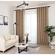 Curtains Drapes Living Room Stripe Chenille Yarn Dyed / Living Room /  Curtains Drapes