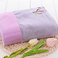 billiga Handdukar och badrockar-Överlägsen kvalitet Badhandduk, Geometrisk / Mönster / Tecknat 100% Polyester 1 pcs