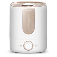 baratos Renovando-Deerma babycare 5l grande capacidade de silêncio mini aroma difusor do óleo essencial umidificador para o escritório em casa quarto