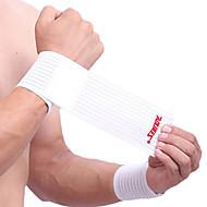 baratos Equipamentos & Acessórios Fitness-Pesos de pulso / tornozelo / Suporte de Mão & Punho Com Poliéster Pegajoso, Tamanho Ajustável, Redutor de Suor Para Exercício e Atividade Física / Badminton / Basquete Esportes / Rua
