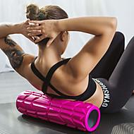 """tanie Sprzęt i akcesoria fitness-5 1/2"""" (14 cm) Wałek piankowy Z O wysokiej gęstości, Nietoksyczne, Bardzo mocny Fizykoterapia, Przeciwbólowy, Masaż tkanek głębokich Wysokiej jakości EVA, Żywica ABS Na Joga / Pilates / Fitness"""