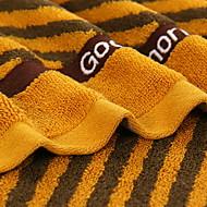 tanie Ręcznik kąpielowy-Najwyższa jakość Ręcznik kąpielowy / Umyć Ręcznik, Jendolity kolor Bawełniano-poliestrowy Łazienkowe