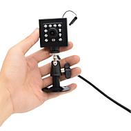 billige Innendørs IP Nettverkskameraer-960p wifi ir kutt støtte tf kort innendørs med prime dag natt bevegelsesdeteksjon fjerntilgang ir-cut plug og play ip kamera metall stents