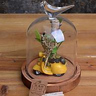 billige Kunstig Blomst-Kunstige blomster 1 Afdeling Stilfuld Planter Bordblomst
