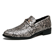 povoljno Muške oksfordice-Muškarci Formalne cipele Koža / Eko koža Ljeto Uglađeni Oksfordice Crn / Crno-bijeli / Zabava i večer