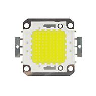 billige -zdm ™ diy 100w 7900-8000lm 3000ma 6000-6500k køligt hvidt lys integreret ledemodul (32-36v)