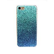 billiga Mobil cases & Skärmskydd-fodral Till Apple iPhone X / iPhone 7 Ultratunt / Mönster / Vackert Skal Färggradient Mjukt TPU för iPhone X / iPhone 8 Plus / iPhone 8