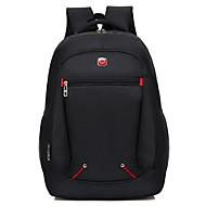 billige Computertasker-Oxfordtøj Laptoptaske Lynlås for udendørs / Office & Karriere Forår sommer Sort