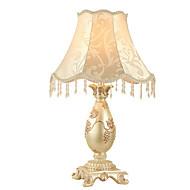 billige Lamper-Rustikk / Hytte Dekorativ Bordlampe Til Metall Gull / Sølv / Gul
