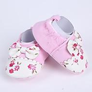 baratos Sapatos de Menino-Para Meninos Sapatos Tecido Verão Primeiros Passos Mocassins e Slip-Ons para Rosa claro