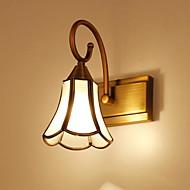 billige Vanity-lamper-Anti-refleksjon Rustikk / Hytte Baderomsbelysning Soverom / Baderom Metall Vegglampe 220-240V 40W