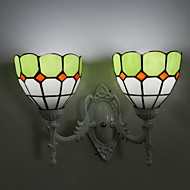 billige Vegglamper-Nytt Design Antikk Vegglamper Stue / Soverom Metall Vegglampe 220-240V 40W