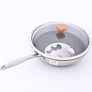 baratos Utensílios de Cozinha-Utensílios de cozinha Aço Inoxidável Redonda Artigos de Cozinha 1pcs