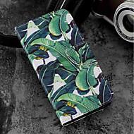billiga Mobil cases & Skärmskydd-fodral Till Wiko WIKO Sunny 2 plus Plånbok / Korthållare / med stativ Fodral Träd Hårt PU läder för Wiko View prime / Wiko Lenny 4 PLUS