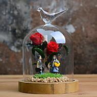 billige Kunstig Blomst-Kunstige blomster 1 Afdeling Stilfuld / Traditionel Evige blomster Bordblomst