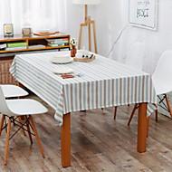 abordables Linge de table-Moderne Carré Nappes de table Géométrique Décorations de table 1 pcs