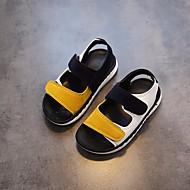 baratos Sapatos de Menino-Para Meninos Sapatos Couro Ecológico Verão Conforto Sandálias para Azul Escuro / Vermelho