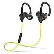 S4 Ørekrog Bluetooth4.1 Hovedtelefoner Dynamisk Plastik Sport & Fitness øretelefon Med volumenkontrol / Med Mikrofon Headset