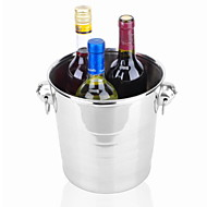 billiga Bartillbehör-Ishinkar och vinkylare Rostfritt stål, Vin Tillbehör Hög kvalitet Kreativ för Barware Lätt att använda 1st