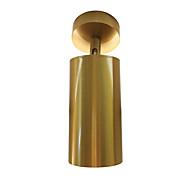 billige Spotlys-ZHISHU Mini Spotlys Nedlys Messing Metall Kreativ, Nytt Design 110-120V / 220-240V Pære Inkludert / GU10