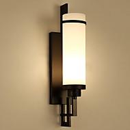 baratos Arandelas de Parede-Moderno / Contemporâneo Luminárias de parede Quarto / Escritório Metal Luz de parede 220-240V 40 W